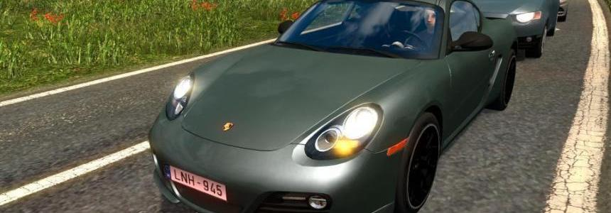 Porsche Cayman v1.0