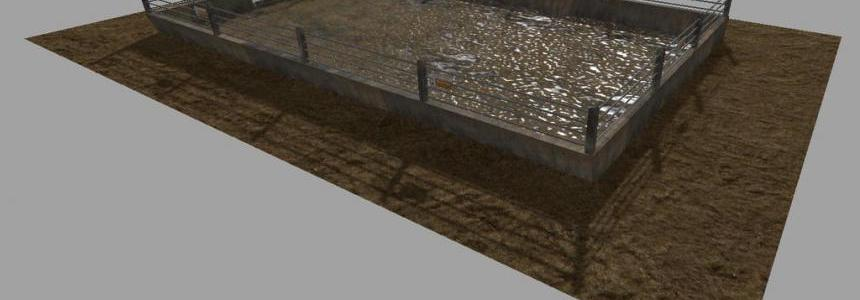 Replacement Liquid Manure Tank (Prefab) v1.0