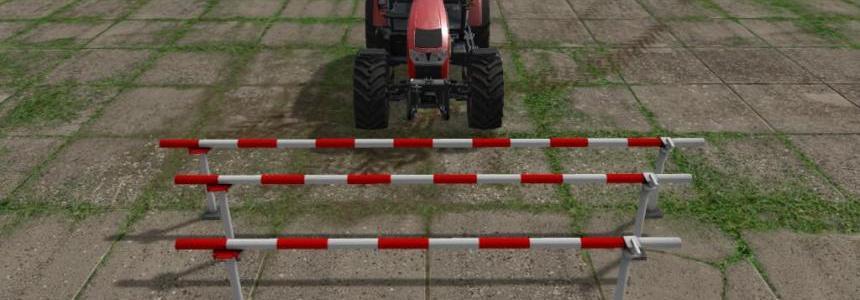 Road Barrier v1.0.0.0