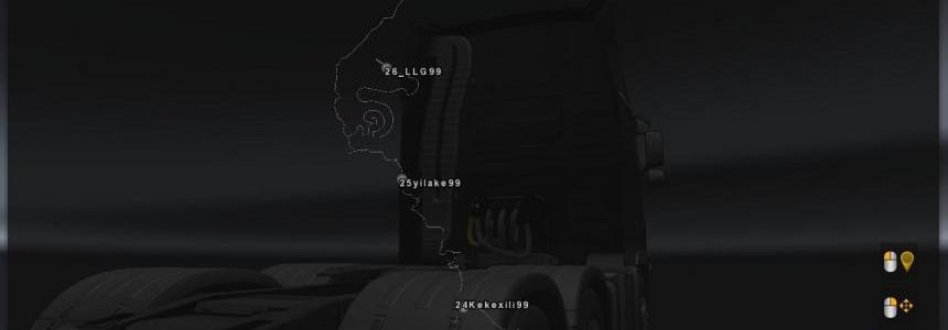 ROC Map (Taiwan) v0.23