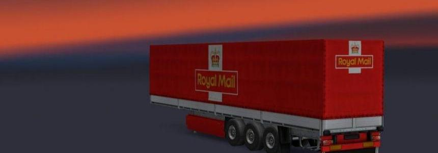 Royal Mail Trailer