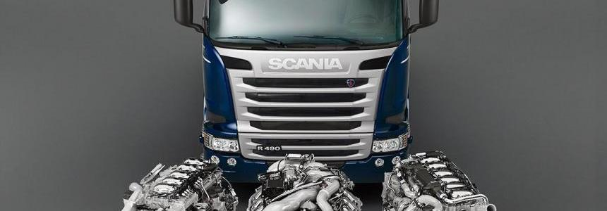Scania Engine Pack 1.27.x