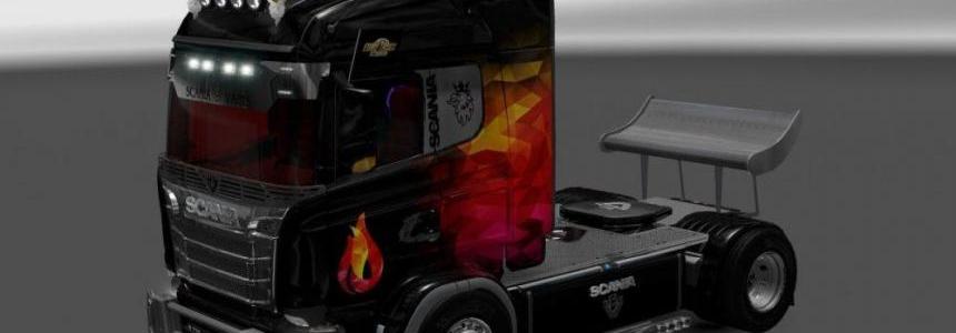 Scania Illegal v9.01 [1.27]