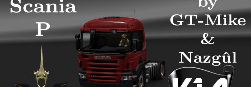 Scania P Modifications V1.4 by GT-Mike and Nazgul