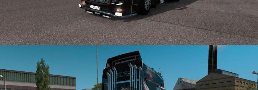 Scania R 700 Russia skin