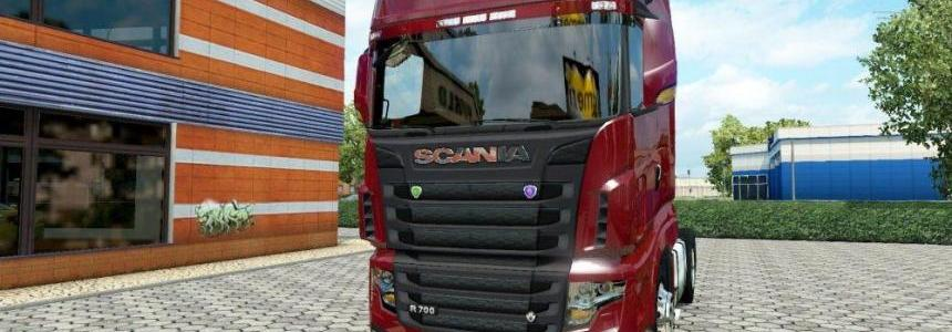 Scania R700 Fixed 1.27.x