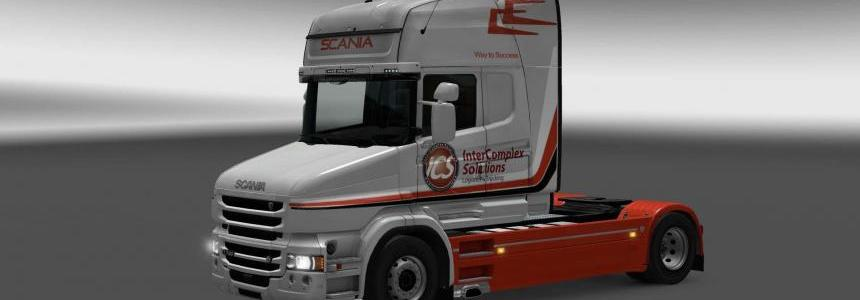 Scania T Inter Complex Solution skin 1.27