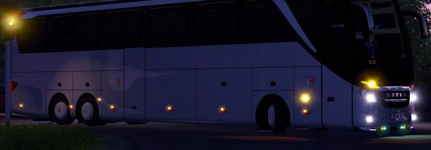 Setra 517 Bus HDH 2017 for ETS2 1.27