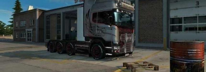 Silver Griffin Addon RJL by Zeeuwse Trucker