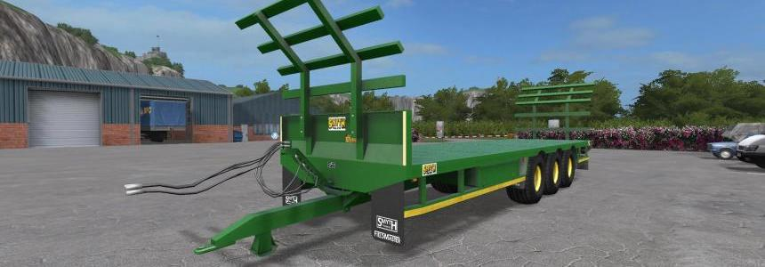 Smyth 32 Foot Bale Trailer v1.0