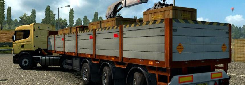 Steerable Axles for Brick Trailer 1.27.x