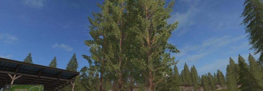 Tall pine trees v1.0