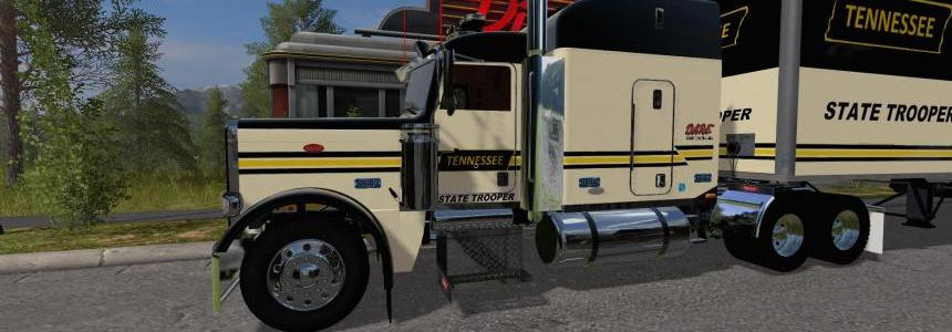 Tennessee State Trooper (THP) Pack V2