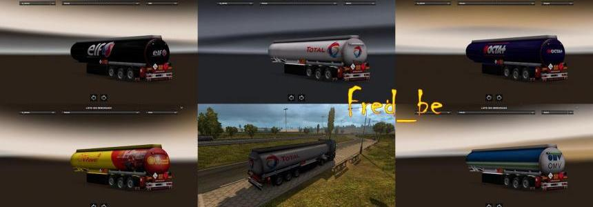 Trailer Pack Fuel Cistern V1.27 1.27.Xs