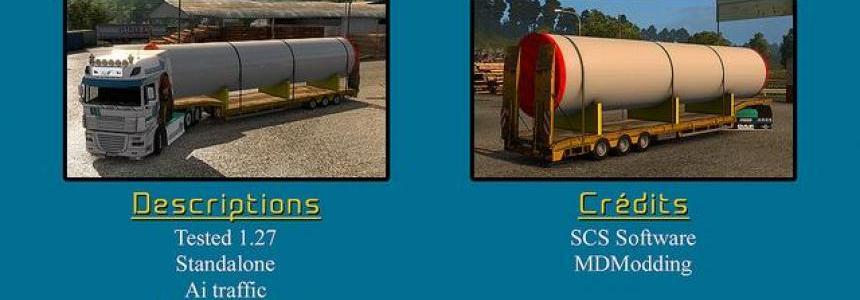 Transport tubes 1.27