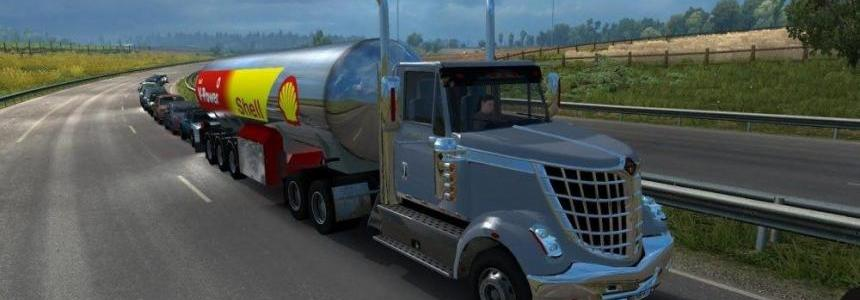Truck International Lonestar AI Traffic 1.27