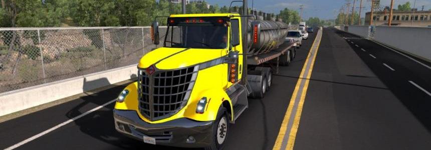 Truck International Lonestar AI Traffic v1.6