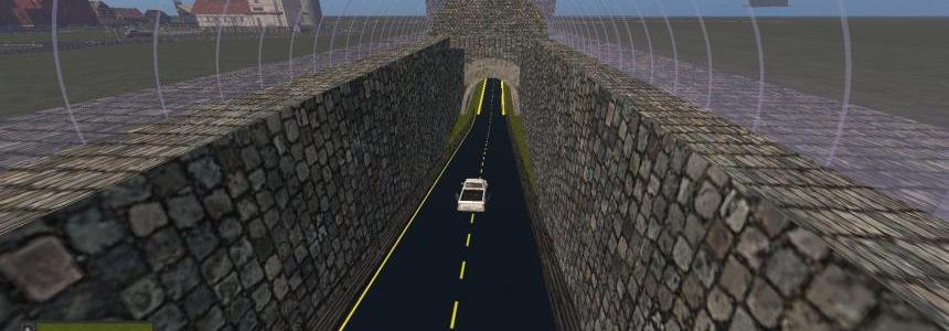 Tunnel systems FS17 by Vaszics v1.3