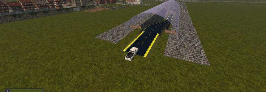Tunnel systems FS17 by Vaszics v1.2