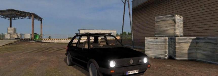 VW Golf Mk2 GTI edited by Traian