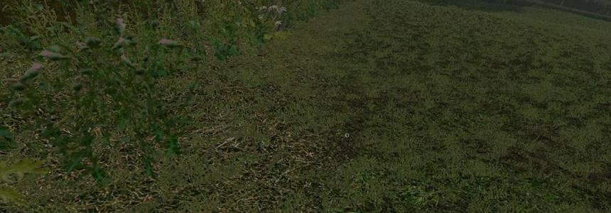 Winter grass textures for seasons v1.0