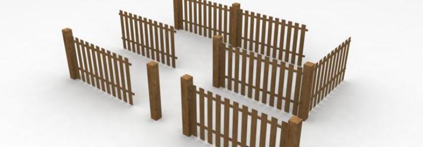 Wood Fence v1.0