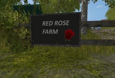 Red Rose Farm  V2