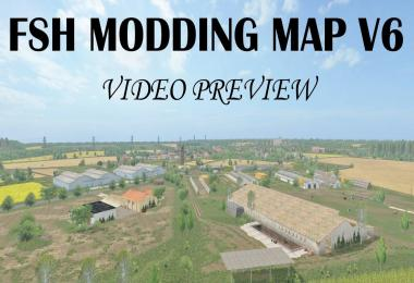 Fsh modding map v6.1