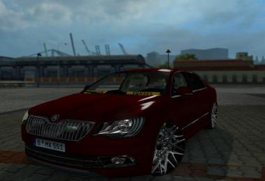 Skoda Superb RS v1.0