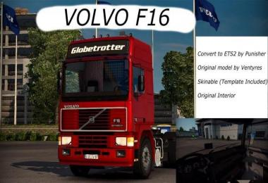 Volvo F16 v1.0