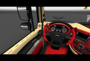 DAF XF Interior 1.27.x