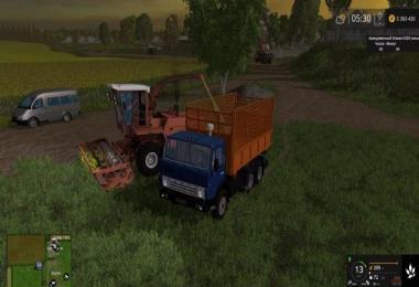 Kamaz 5320 Farmer + Trailer v1.0