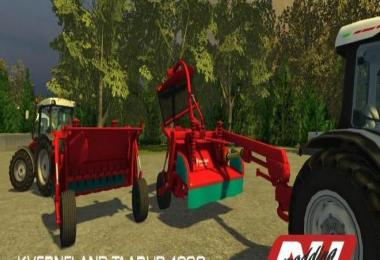 KVERNELAND MOWER PACK v1.0