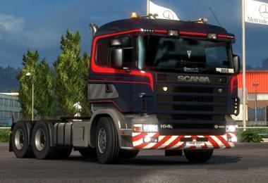 Special transport RJL 4series skin