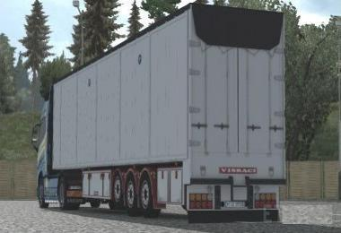 Chereau Bodex Trailer Red v1.27