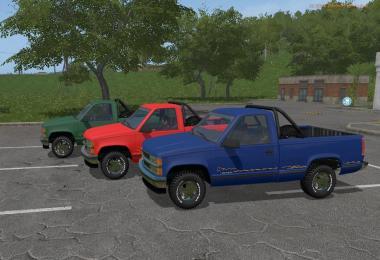 Chevrolet D20 autoload v1.0