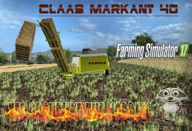 CLAAS MARKANT 40 v1.0