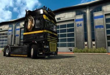 DAF By Stanley Black Monster Skin