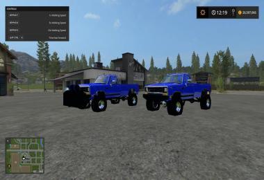 Dodge D250 pickup PullingTruck v1