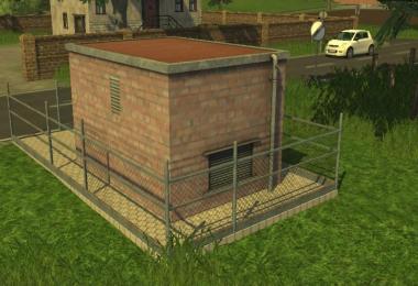 Electricity houses (Prefab) v1.0