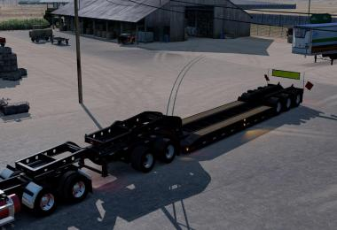 Empty trailer Magnitude 55l for ATS