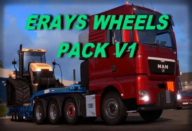 ERAYS WHEELS PACK v1.0