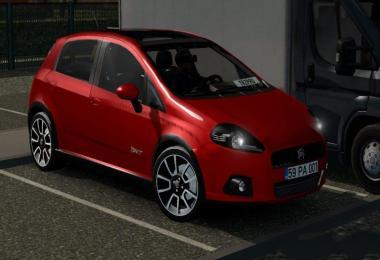 Fiat Grande Punto T-JET 1.27.x