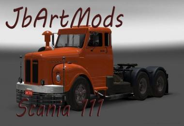 Fix for the Scania LS 111 by JbArtMods