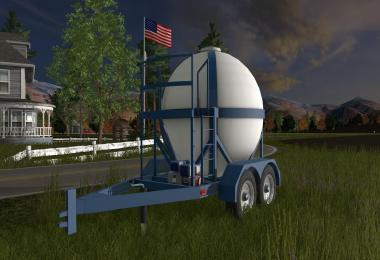 FS17 Ag Spray Equipment Sphere 1000Gal Tank v2.0