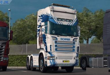 GT-Mods Heavy Duty Bumper for RJL's Scania R & Streamline