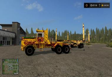 Hayes Log Truck pack v1.0