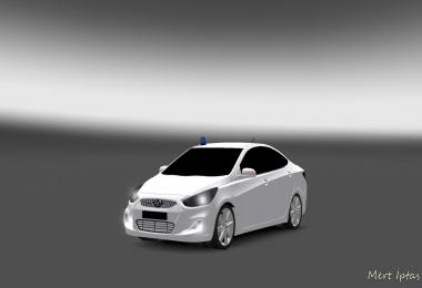 Hyundai Accent Blue Araba Modu 1.27.x