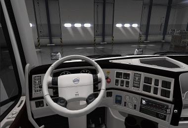 Interor for Volvo VNL 670 v1.0