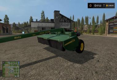 John Deere MOCO mower v1.0